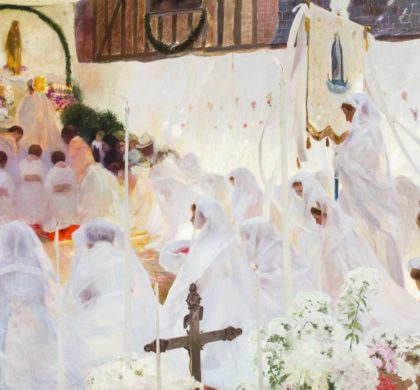 Balclis subasta una obra de Gaston La Touche desaparecida desde 1914