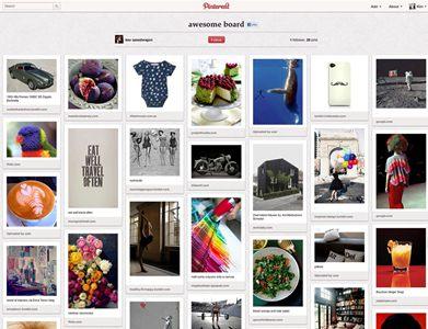 ¿Utilizas Pinterest? ¡Consigue que todo el mundo comparta tus imágenes!