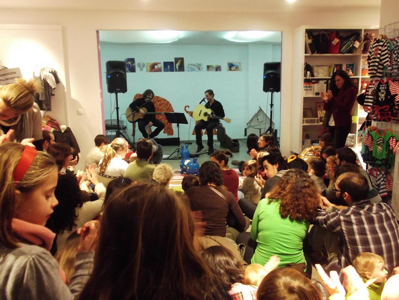 Llega Rock Me Baby!, la nueva oferta de conciertos de rock en familia