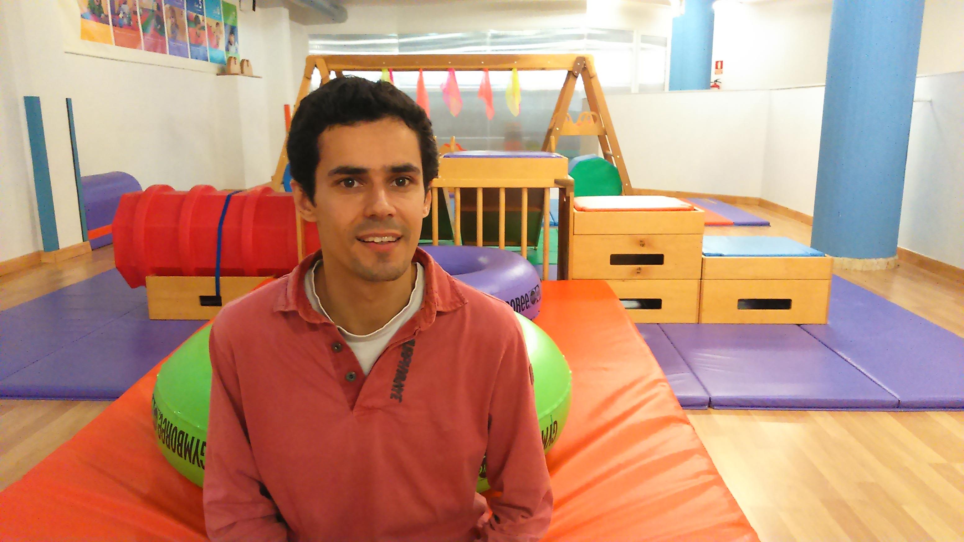 Gymboree,  un lugar de aprendizaje en el que pasar tiempo de calidad con tu hijo