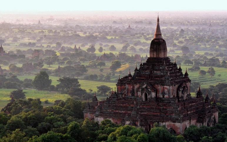 Viajes a las entrañas de mundos desconocidos: Birmania