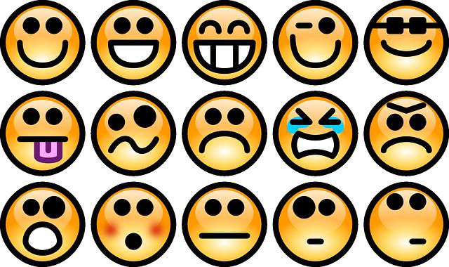 Emociones by nemo en Pixabay