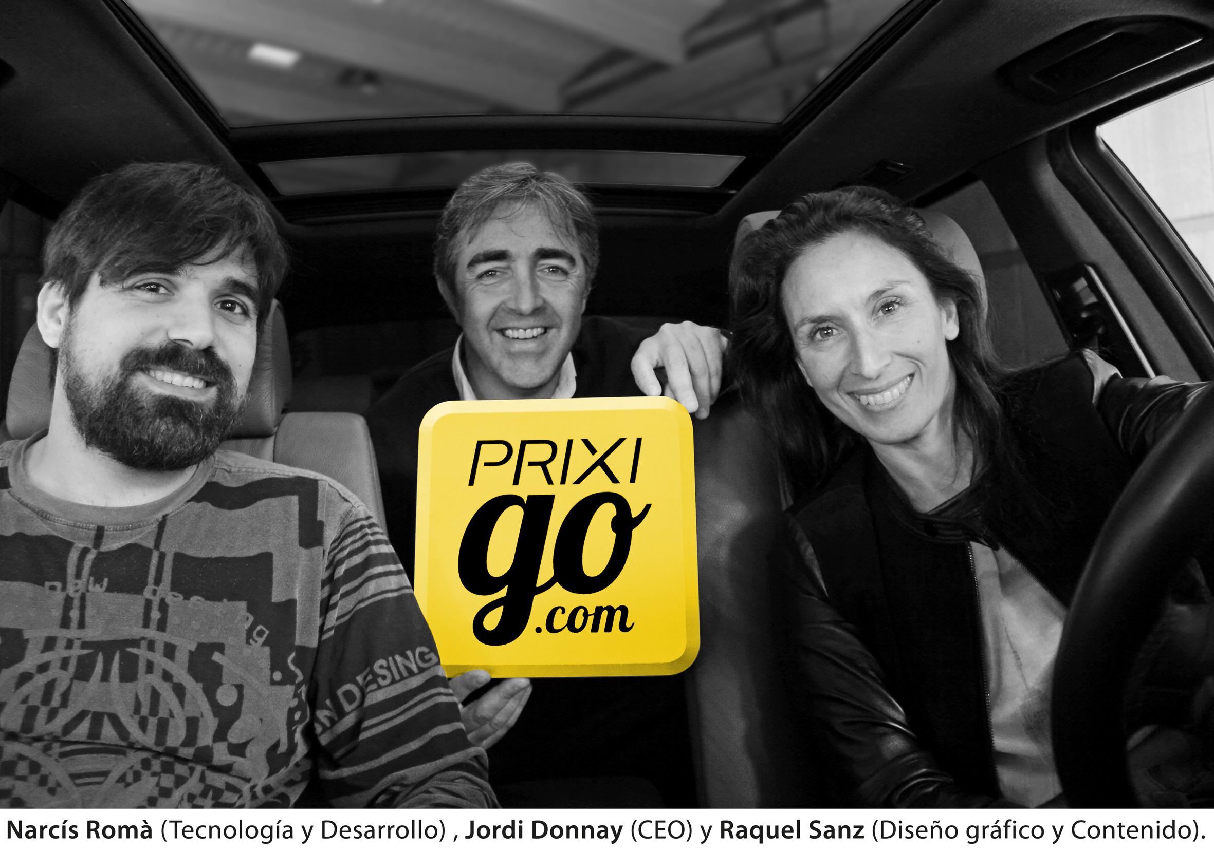 Nace PRIXIgo, una herramienta revolucionaria en el mundo del automóvil