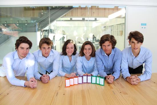 El equipo de Oak House School finalista en la IV Competición Catalana de Miniempresas