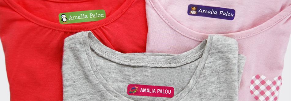 Dos madres emprendedoras revolucionan la forma de marcar la ropa gracias a Internet