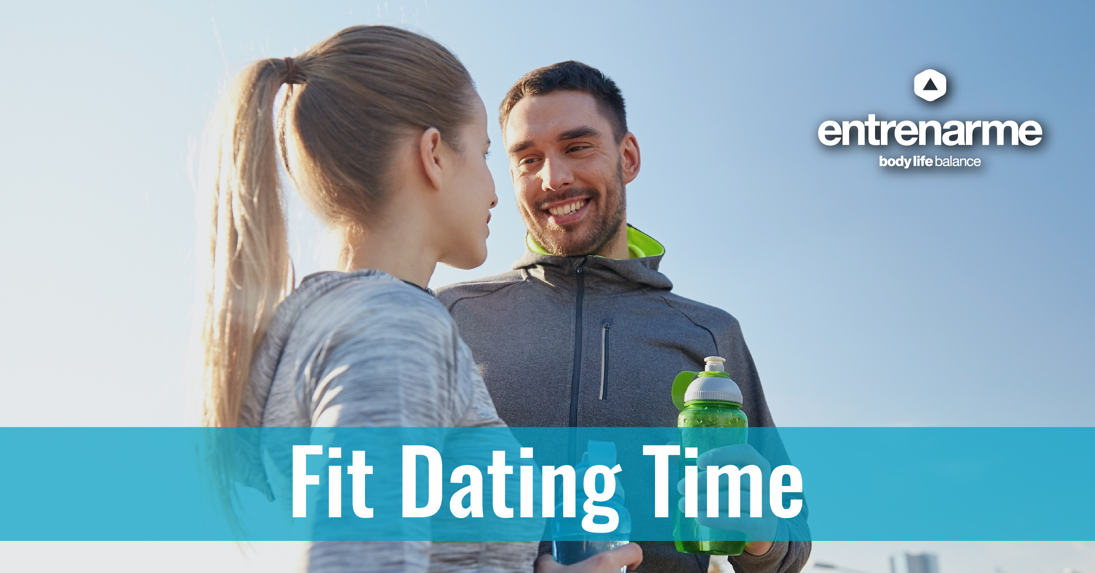 Entrenarme reúne a los singles en el primer Fit Dating Time