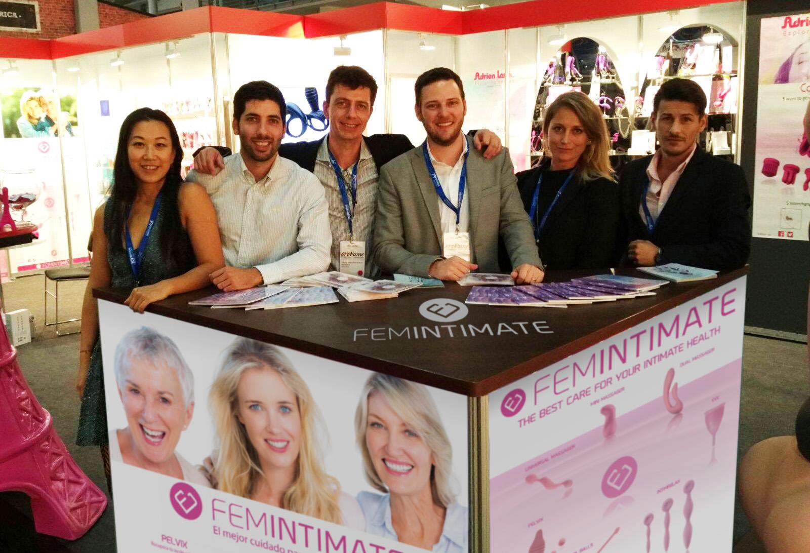 Emprendedores españoles lanzan FEMINTIMATE, un proyecto centrado en la salud íntima femenina