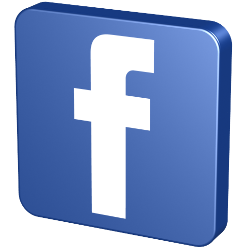 Facebook-logo by Wikipedia Commons