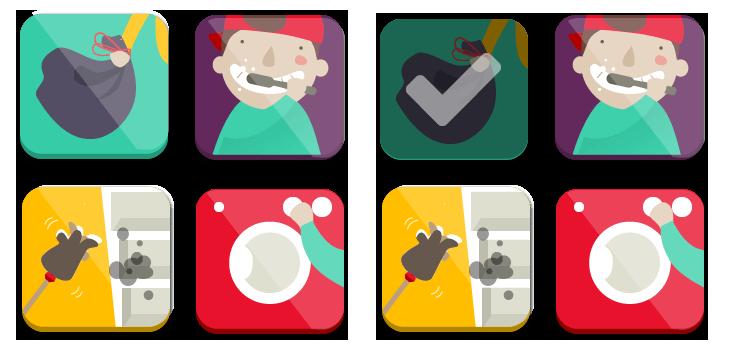 Nace Family Team, la aplicación para tablets que convierte las tareas del hogar en un juego