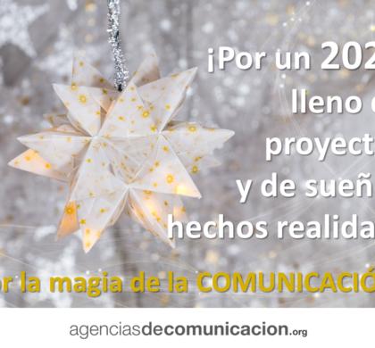 El equipo de Agencias de Comunicación os desea ¡¡¡FELICES FIESTAS!!!