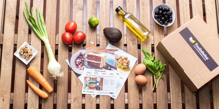 Los kits para cocinar son lo último en ocio gastronómico