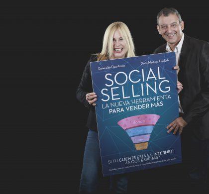 Se presenta el primer libro en España sobre Social Selling, de Esmeralda Díaz-Aroca y David Martínez Calduch, con prólogo del norteamericano Mike O'Neil