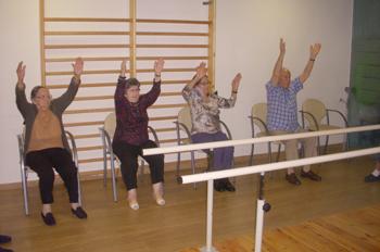 Beneficios psicológicos del ejercicio físico en los mayores