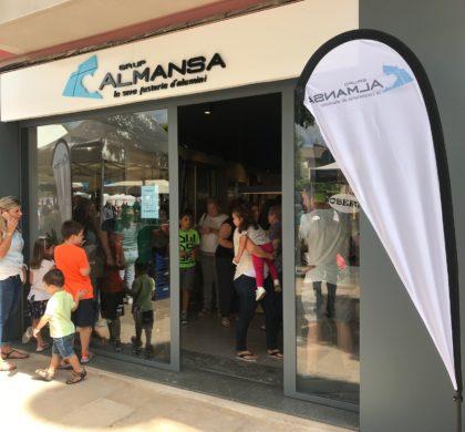 El nuevo showroom de Grupo Almansa es una realidad