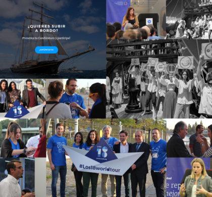 Los18.org se unen al Festival Sonorama para darle la vuelta al mundo