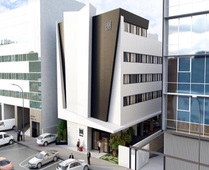 La constructora INCOGA ultima la entrega del nuevo hotel BESTPRICE Madrid Alcalá
