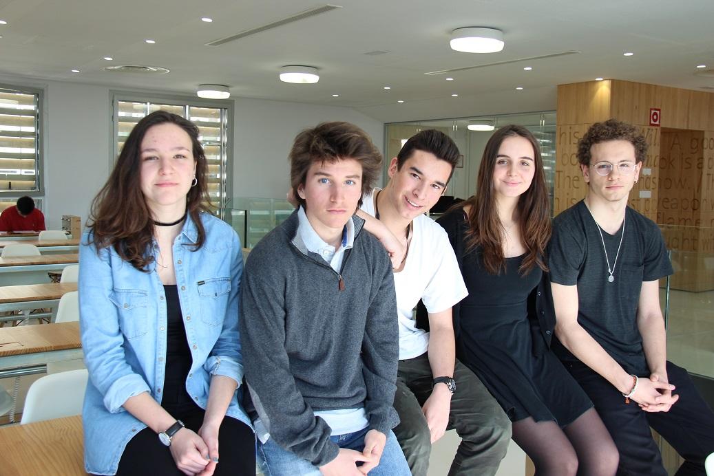 Estudiantes españoles de bachillerato se clasifican para la final de Generation Euro, concurso organizado por el BCE