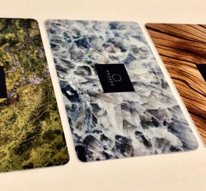 Grupo Delta para Hotel Arbaso: la impresión de distintas texturas que invocan a las emociones