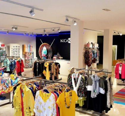La firma de moda KOKER basa su estrategia de venta en el oído y el olfato