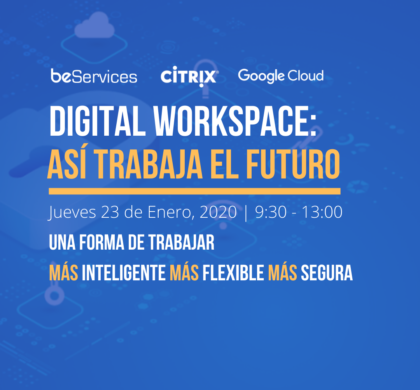 Citrix y Google Cloud se alían para ofrecer a las empresas un espacio de trabajo: digital, inteligente, seguro y global