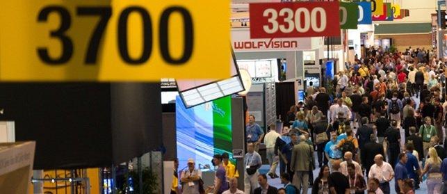 Secartys representa a la industria española del audio e iluminación profesional en Las Vegas