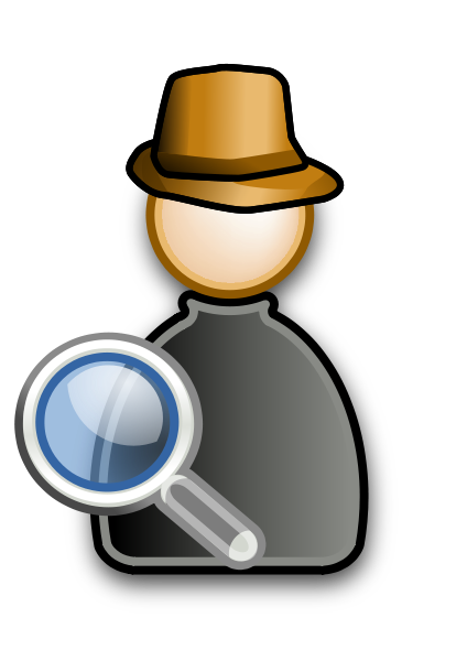 Inspector by Wikimedia Commons