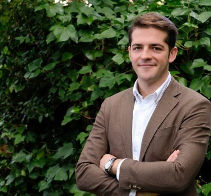 José Parra-Moyano consigue la primera plaza de profesor de blockchain a nivel mundial