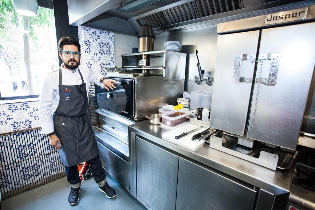 Los nuevos restaurantes referentes de Barcelona incorporan el Horno Brasa Josper