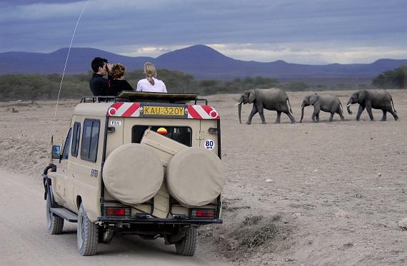 Kenia un país desconocido para el turismo