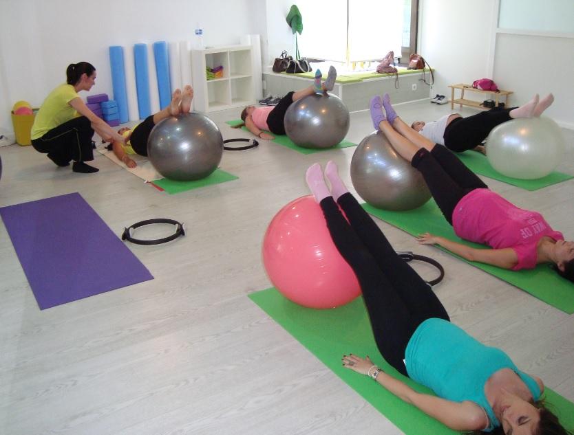 Pilates, ejercicio para cuidarse durante el embarazo