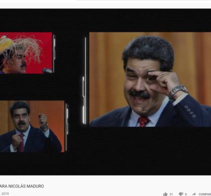Una agencia de publicidad española ofrece al presidente Maduro un trabajo como creativo