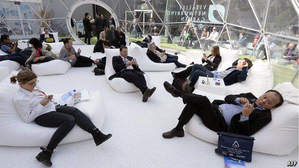 Estrés y ansiedad, la cara oculta del Mobile World Congress