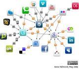 Más de la mitad de los internautas se conecta a las redes sociales todos los días