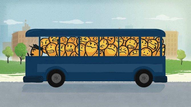 La aplicación móvil Moovit, una solución ante huelgas e imprevistos del transporte público