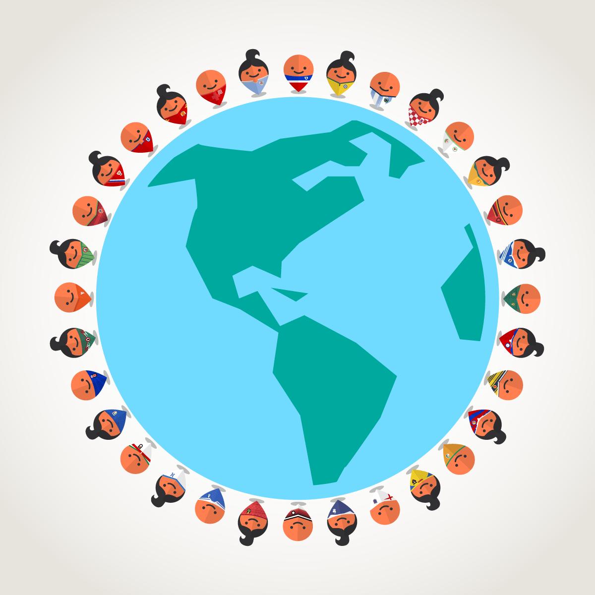 Las mejores apps para disfrutar del Mundial en Brasil