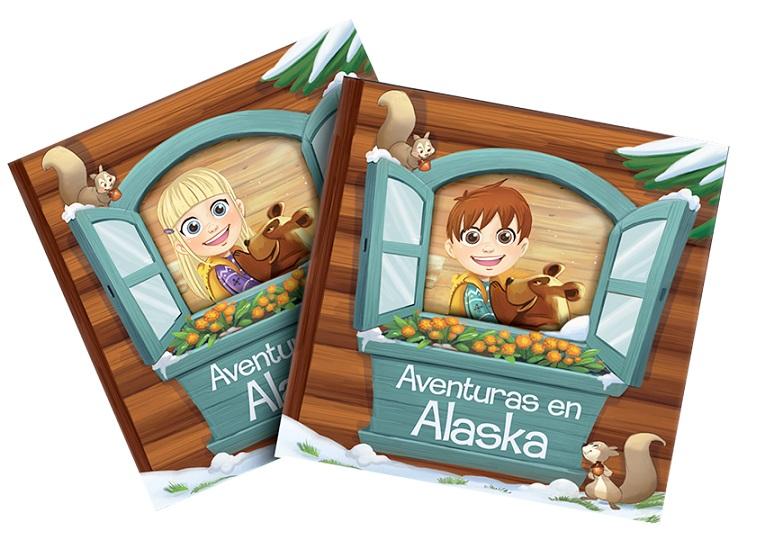 Los emprendedores de Mumablue lanzan su segundo cuento: Aventuras en Alaska
