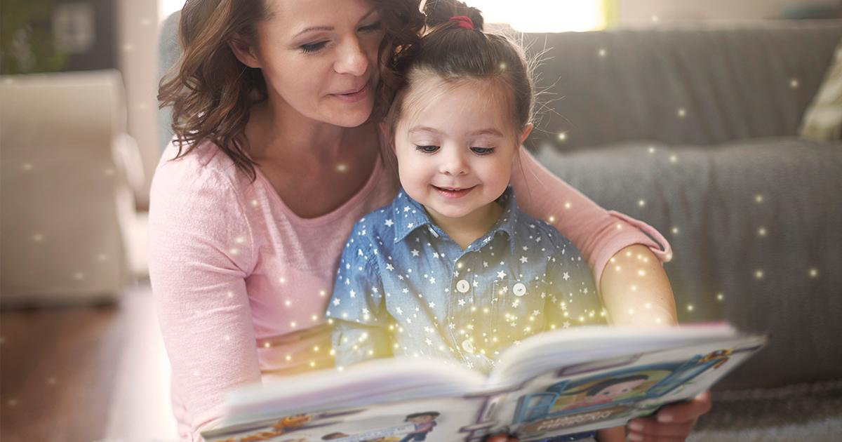 """Lectura infantil: """"un niño que lee, será un adulto que piensa"""""""