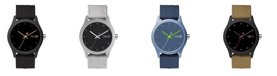 Naak vende 4.000 relojes en tan sólo 4 meses y lanza su nueva colección Neo II