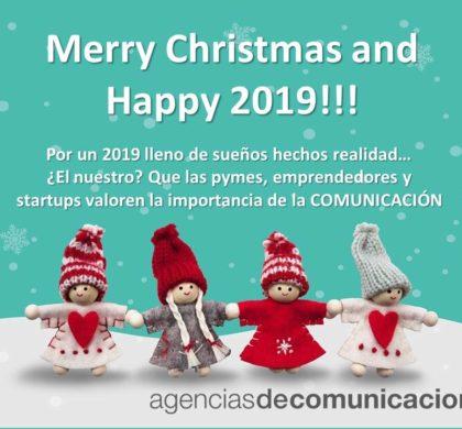 Desde Agencias de Comunicación os deseamos ¡Felices Fiestas!