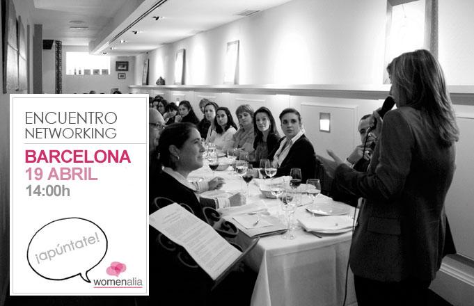 Womenalia celebra un evento de networking patrocinado por ESADE