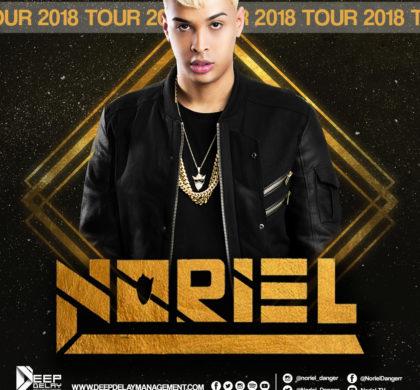El cantante puertorriqueño Noriel arranca su gira en España