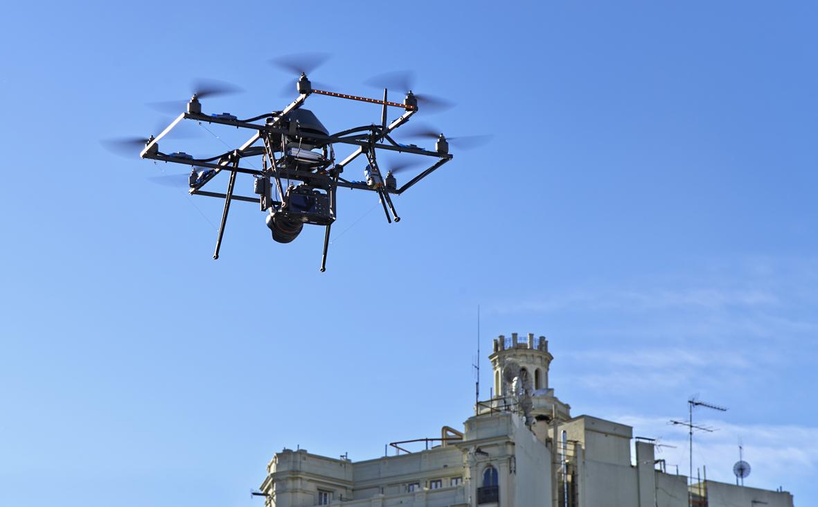 Drones para mejorar distribución de almacenes  o realidad aumentada para el mantenimiento industrial, novedades tecnológicas en el sector de la logística