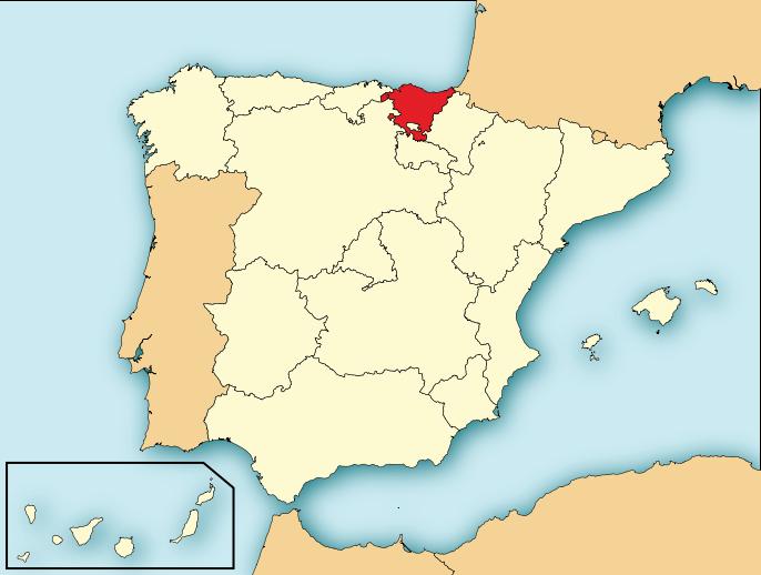 Las empresas vascas que utilizan un número de teléfono con prefijo local generan menos negocio en el resto de España