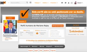 Perfil humano de Mariano Rajoy