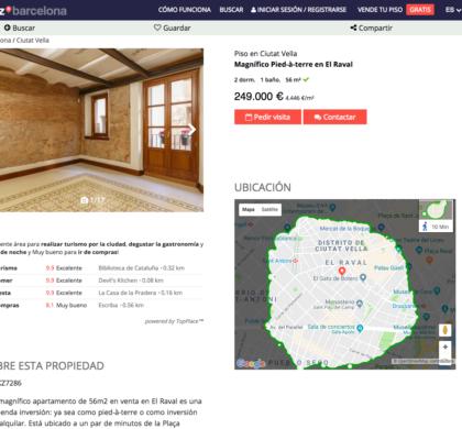 La proptech Kasaz lanza un nuevo sistema para detectar los metros cuadrados reales de las viviendas