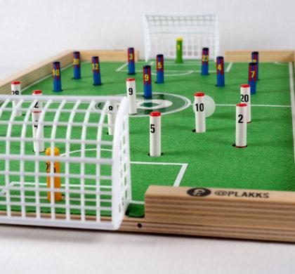 Plakks lanza una campaña de Crowdfunding para su juego de fútbol