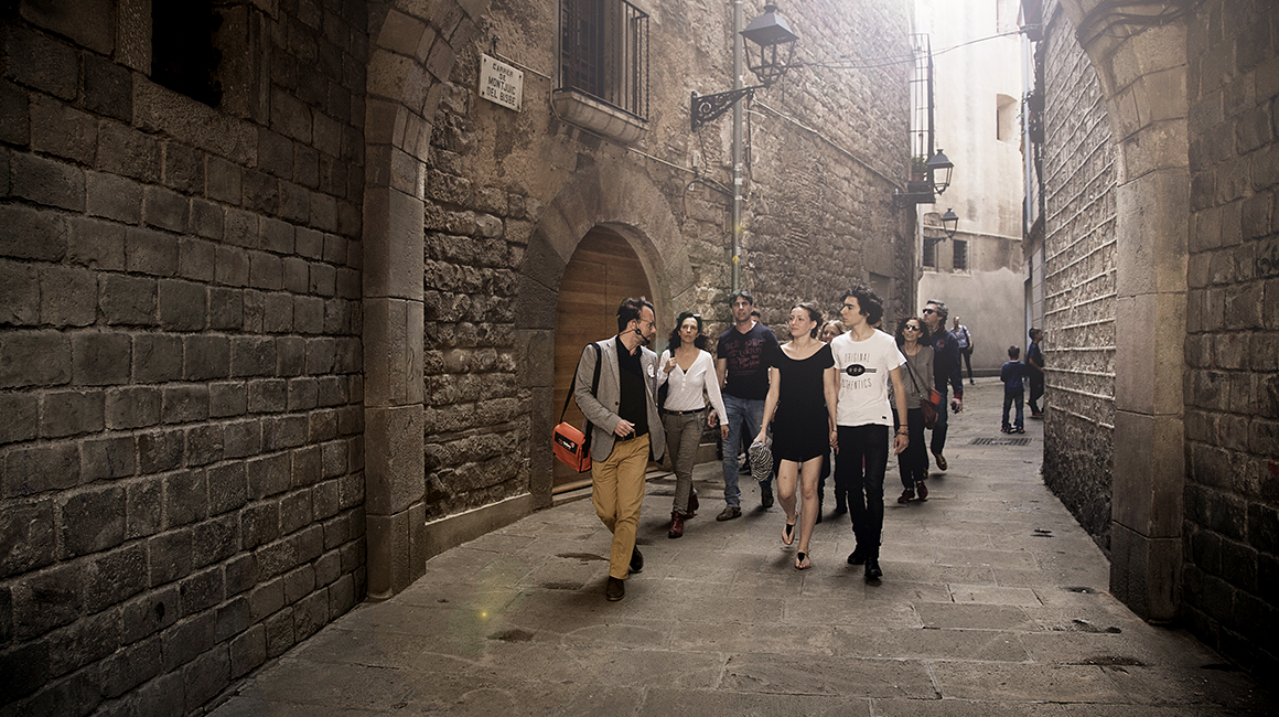 Barcelona vista por arquitectos, chefs e historiadores