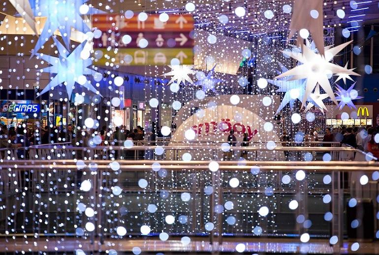 El gasto medio en decoración navideña en los centros comerciales se mantiene en 30.000€