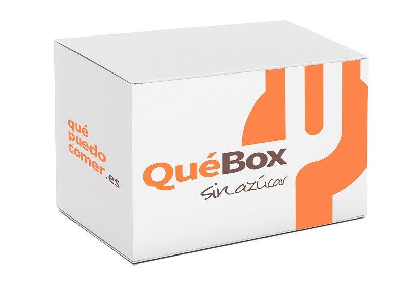 QuéBox se suma al reto de disminuir la ingesta de azúcar y lanza una caja sin azúcar