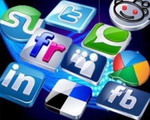 Redes sociales y grandes empresas